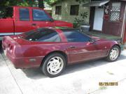 CHEVROLET CORVETTE Chevrolet Corvette ALL TRIM ATTACHED